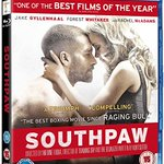 Image for the Tweet beginning: Southpaw Blu-ray - £1.90