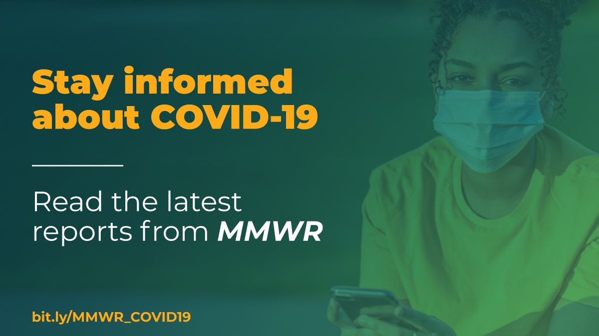 A new CDC MMWR finds that counties with higher percentages of residents from racial and ethnic minority groups and people living in crowded housing conditions were more likely to become COVID-19 hotspots, especially in less urban areas. Learn more: bit.ly/mm6942a3
