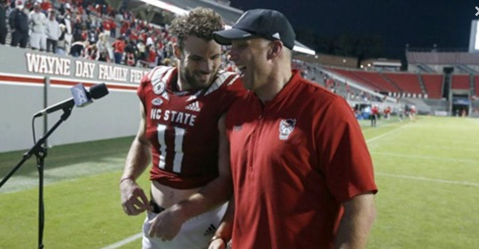 Country Music and a Pick-Up Truck - Dave Doeren on Payton Wilson's flip from #UNC to N.C. State: https://t.co/b7BenDQ4u9 https://t.co/YoBlmjypPx