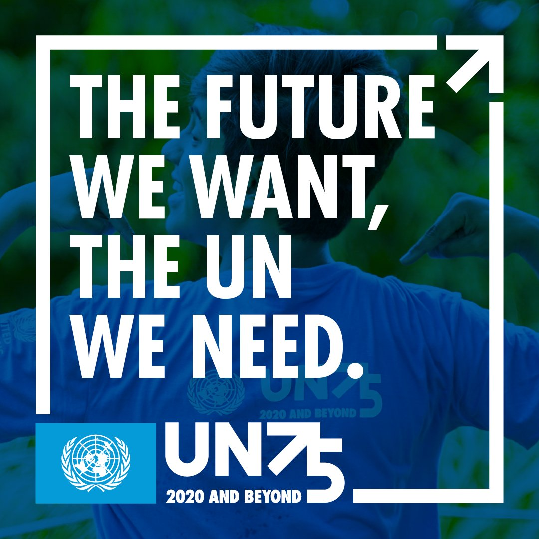 On #UN75 #UN75thAnniversary we must focus on #ClimateAction, #Covid19 as well as wars and conflict which need global action....thankful for great teams at  @irishmissionun @dfatirl across the world playing a key role as #Ireland takes a Security Council Seat on 1st Jan. https://t.co/VRBJn5L1Qg