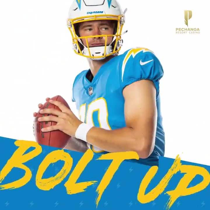 @Chargers's photo on #BoltUp