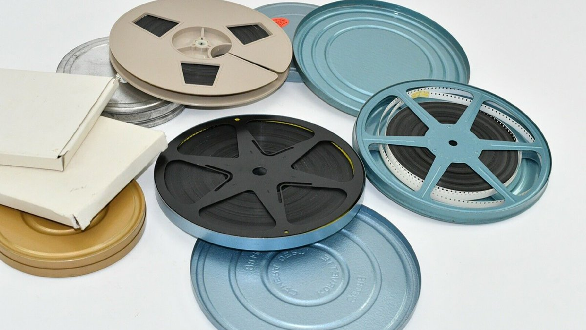 Are your family's #HomeMovies on #8mm, #Super8, and #16mm #film? We're here to help! We will #transfer your home movies to #Archival #DVD or MP4 files. Call us today at 440-838-4336 #HomeVideoStudio your video transfer #expert. https://t.co/d4uip3Fgb2