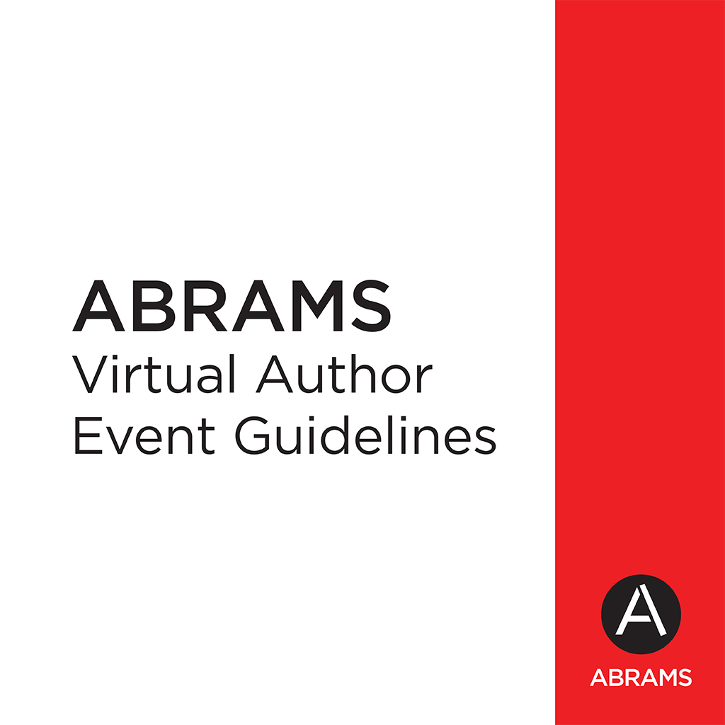 The safety of our authors and attendees is ABRAMS's priority at all events, virtual or in-person. To review the guidelines that we have implemented for all virtual events, head here: https://t.co/ouATNWh1vg https://t.co/AIsnsEWJd9