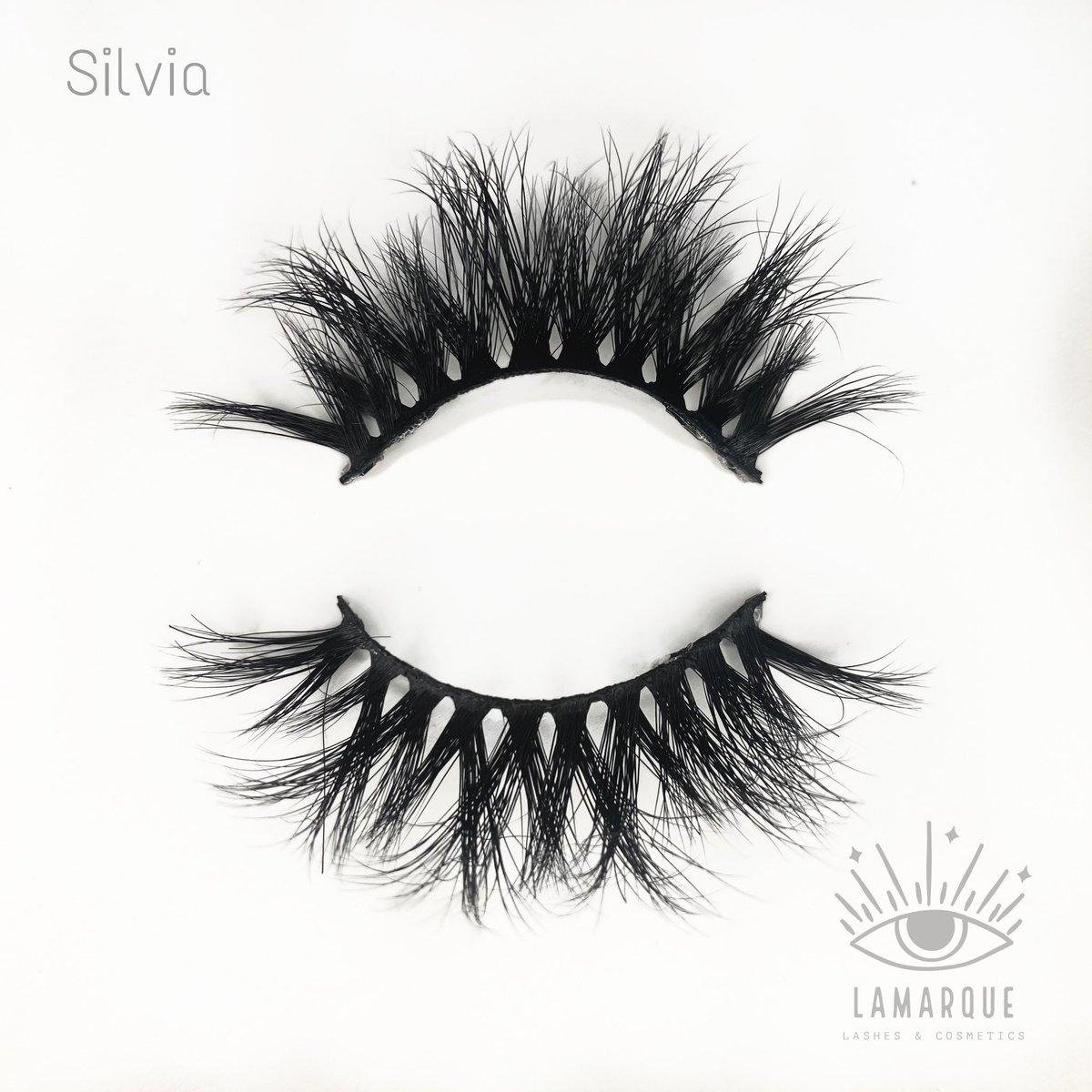 "⚜️Introducing Our Lash In The Style ""Silvia"" Launching soon ⚜️ #eyelashes #lashesfordays #falselashes #shopsmall https://t.co/Kf6hLNkbMG"