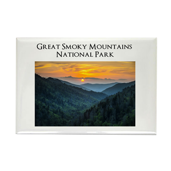 Great Smoky Mountain National Park Rectangle Magnets   #newfoundgaproad #traveler #backpacker https://t.co/Drm9f26scg
