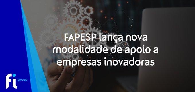 A  lançou o PIPE Invest, uma nova modalidade de apoio a startups, pequenas e médias empresas q....