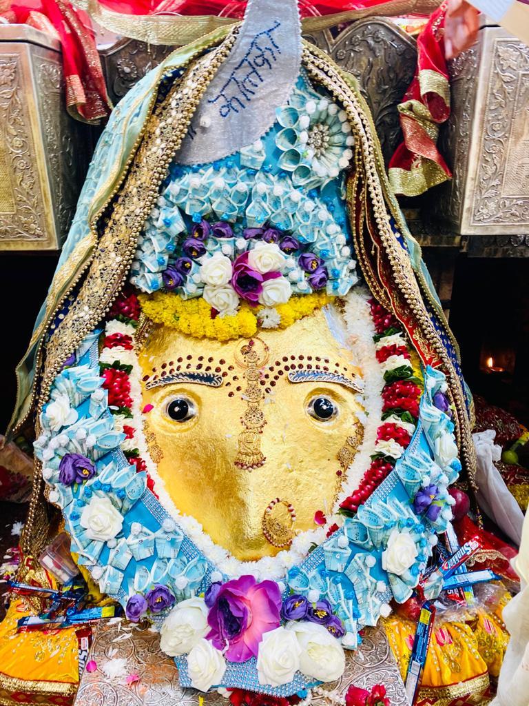 #Maa #ShriKalkaJi #Mandir #Temple #GoodMorning #DailyAarti #Maa_Mahagauri_Ashtami_Navratra_Ashwin # #24_Oct_2020 #Saturday #Shuklpaksh for more click https://t.co/Y8JPGT48Hk https://t.co/9v1hm5UEMq