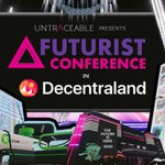 Image for the Tweet beginning: Futurist Conference will be streaming