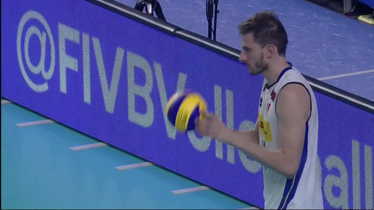 CAN YOU DO THE MATTEO PIANO SERVE?  Happy birthday @Teuzzzo! It's great to finally see you on the #volleyball court again!   All the best to you and to your club team @PowervolleyMI! https://t.co/ooabzLX47N