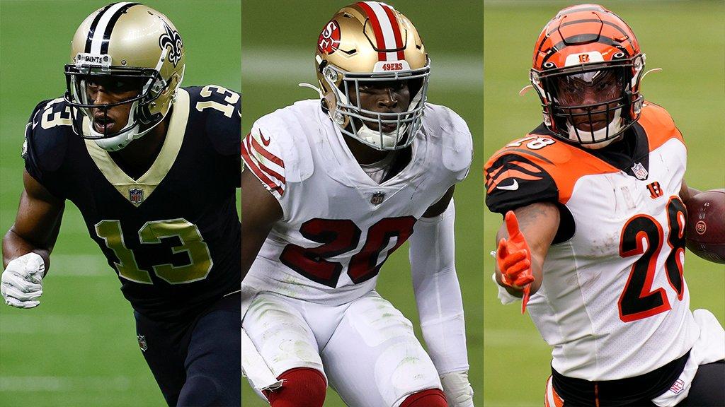 Confira os relatórios de lesões para os jogos deste domingo (25) na #NFL...