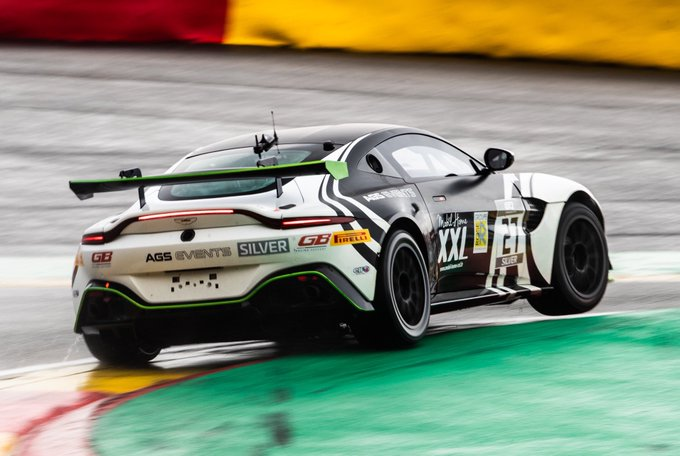 Total domination. The @AMR_Official Vantage…