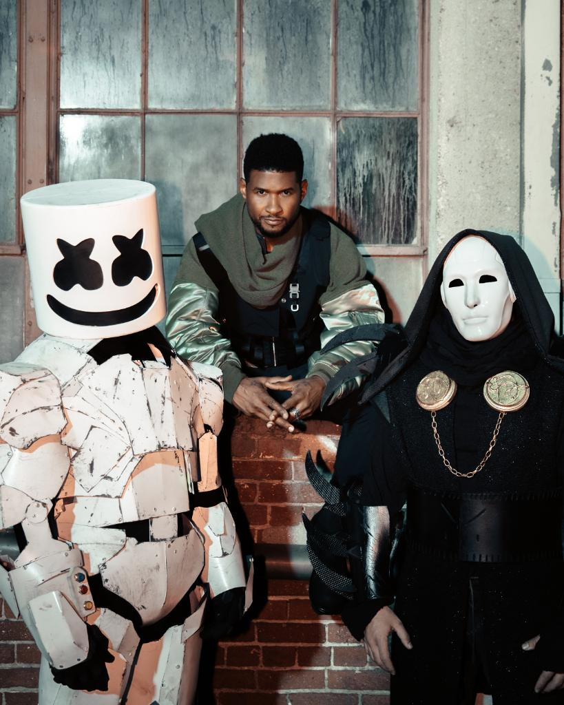 "We just can't get enough of this track! Spin ""Too Much"" by @marshmellomusic and #Imanbek featuring @Usher now: https://t.co/f5YzgyCrtM https://t.co/Yxhct4fFoM"
