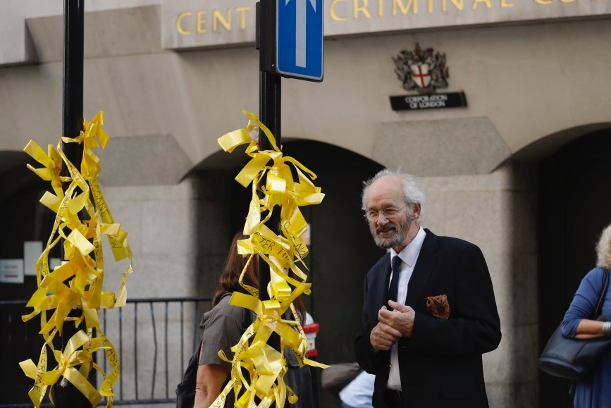 The World is Waking Up but not fast Enough to save itself, YET, WAKE UP WORLD, FREE ASSANGE FREE YOURSELVES #FreeAssangeNOW #YellowRibbons4Assange https://t.co/w8W3k8JDOS