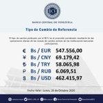 Image for the Tweet beginning: Atención🔵   El tipo de cambio
