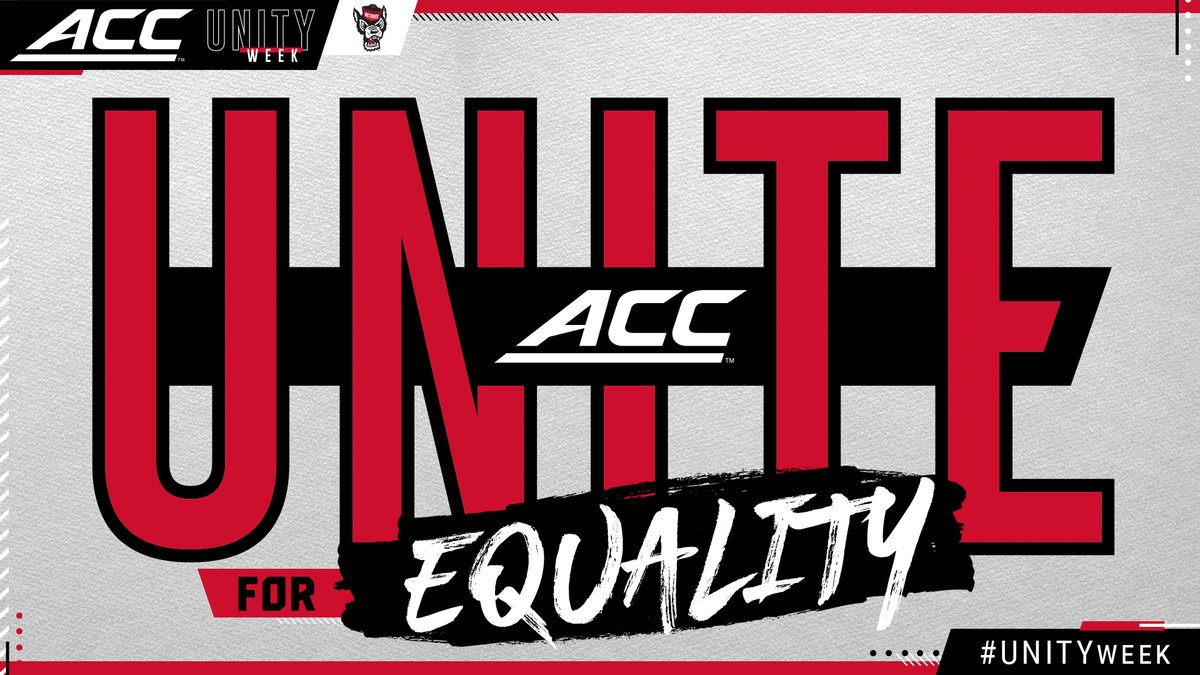 Committed to standing together. Committed to respecting each other. Committed to equality.  #PackUnited // #UNITYWeek https://t.co/F9AJsy5ov1