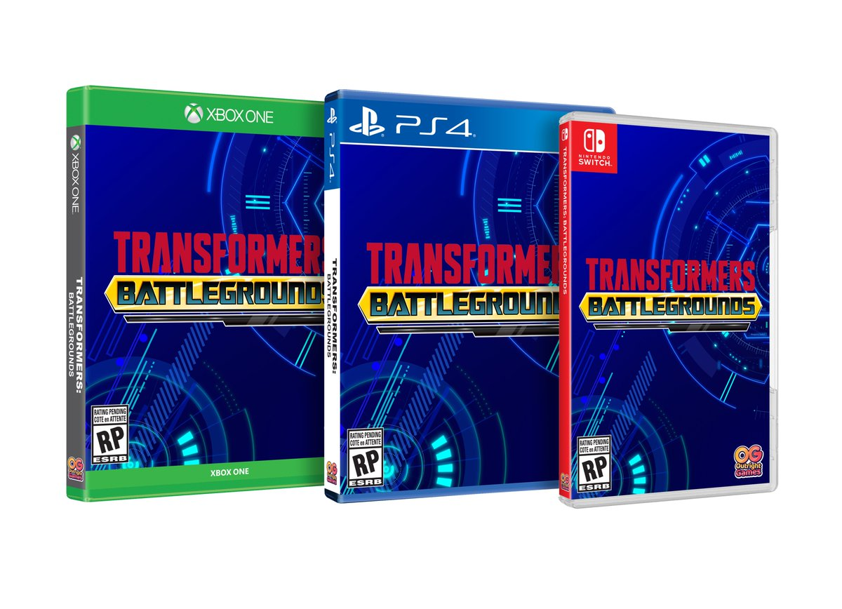 🚨🚨*Contest*🚨🚨  I'm giving away 3⃣ digital codes of Transformers: Battlegrounds (1 PS4, 1 Xbox One, 1 Nintendo Switch)  ✅Follow my account and retweet to enter ➕ drop a comment with your preferred platform.  I'll draw the winners on Sunday at 5 p.m. EST. Good luck all! 💯