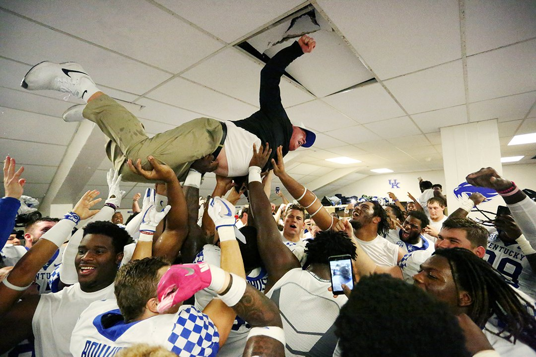 KSR: The Last Time Kentucky Traveled to Missouri is my Favorite UK Football Experience https://t.co/BWhYw7njRO https://t.co/Mh0O9MJWdF