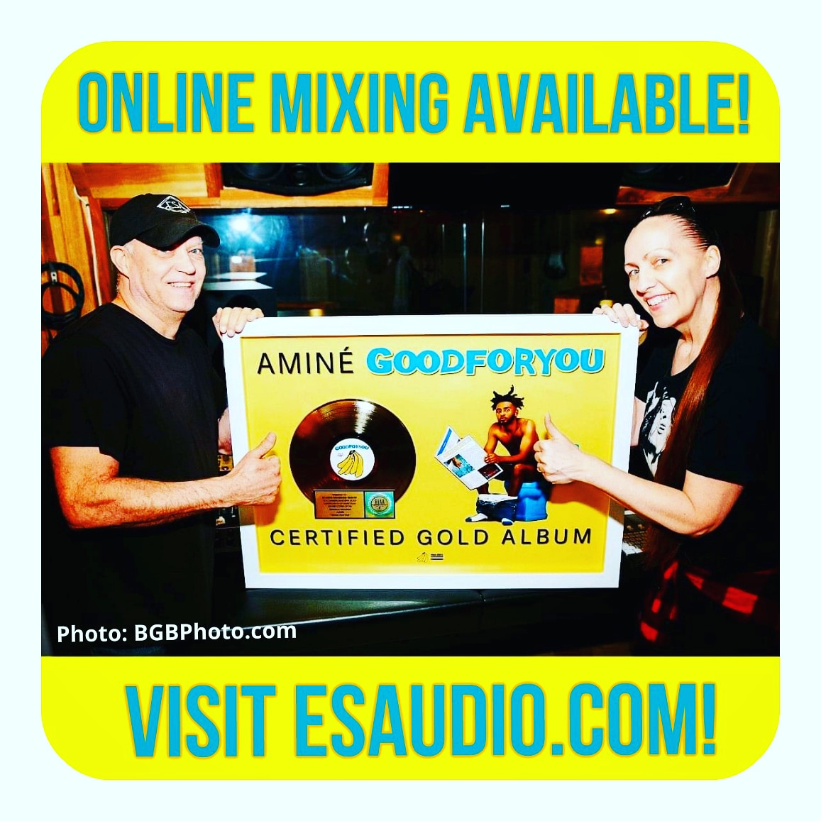 #ESAudio🎶 #RecordingStudio in #LosAngeles,#CA🌴 is #OPEN #Online during the #COVID19😷 Era!👍  Call 818 505 1007📞 to Schedule an Online #Mixing & #Mastering #Session or Ask about our #OnlineClasses Today!😃  Thanks & Have a #Rock'n #TGIF🍹!😎  #Bands #Singers #Podcast #Mixing https://t.co/nYNN92JrIB