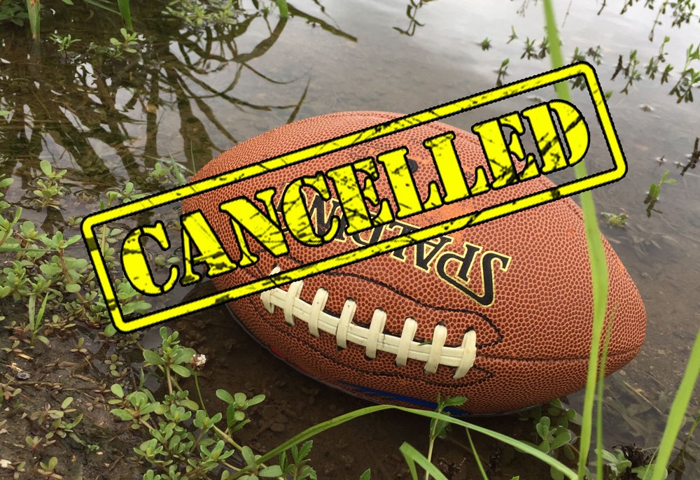 29 Kentucky high school games scheduled for tonight has been cancelled or postponed, most due to COVID-19, some tied to weather; pair of Fayette Co. games called off after athletes' positive tests https://t.co/EGgZJ2hTyW https://t.co/taynGLSUFA