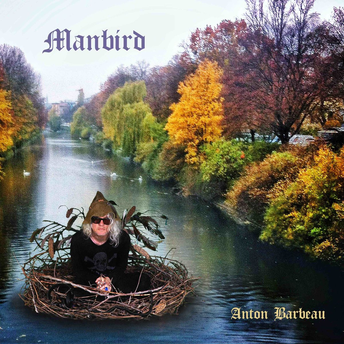 """Cheers to It's Psychedelic Baby Magazine @PsychedelicMag for the fine review of @antonbarbeau's album 'Manbird', which runs the sonic gamut from """"#psychedelia, #prog, #pop, #avantwyrdfolk, #electronic #krautrock"""" - """"an epic accomplishment"""" ~ https://t.co/48CWRohVcb @GareDuNordUK https://t.co/SuAv1LWYiL"""