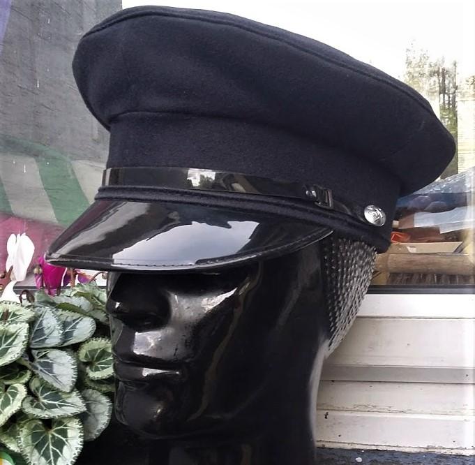 56 CM #British #Army #POLICE/ #MDP/ #MGS #Vintage #PEAK #CAP/ #HAT #Military #Chauffeur #Visor #Driver #Uniform #VintageHat #costume #Halloween #halloweencostume #Halloween2020 #cosplay  https://t.co/mDGu1s35mX via @eBay_UK https://t.co/1kQ2Fo4zP4