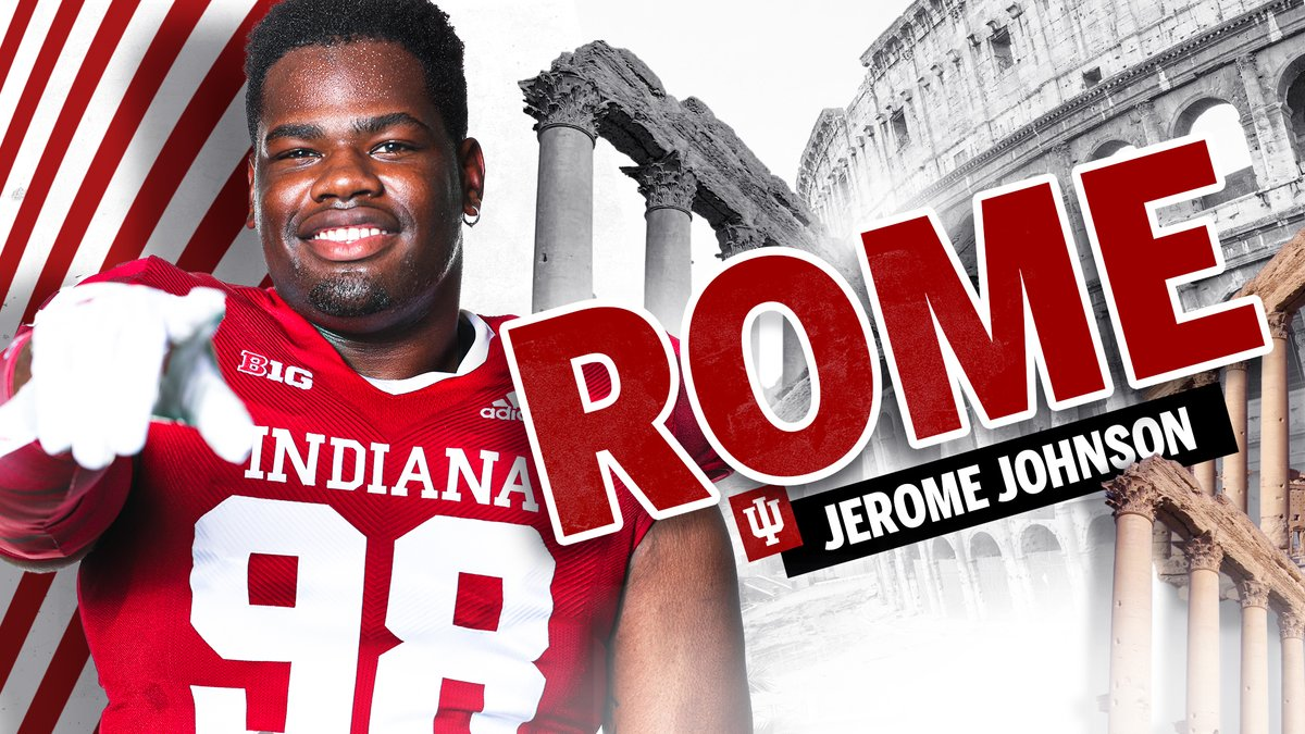 @IndianaFootball's photo on Jerome Johnson