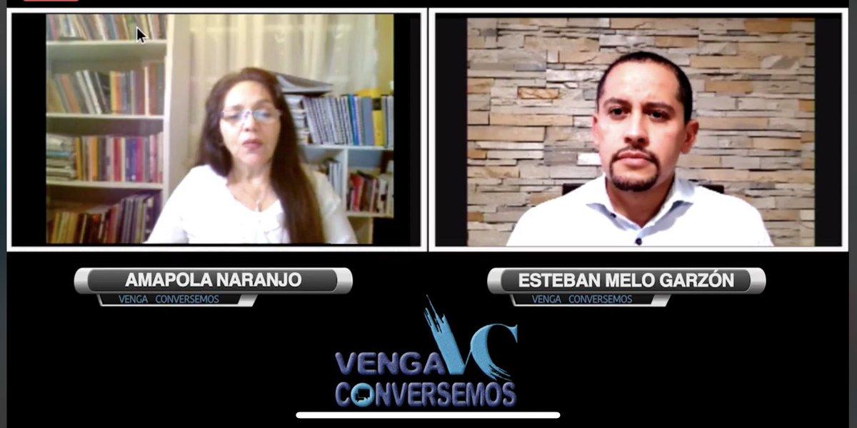 Inició #VengaConversemos junto nuestro Asambleísta @EstebanMeloG. Ingresa y realiza tus preguntas para que puedan ser respondidas en vivo.  Sintonízalo en #FacebookLive📲 https://t.co/qzXeQGZGwa https://t.co/yZlAscUqUo