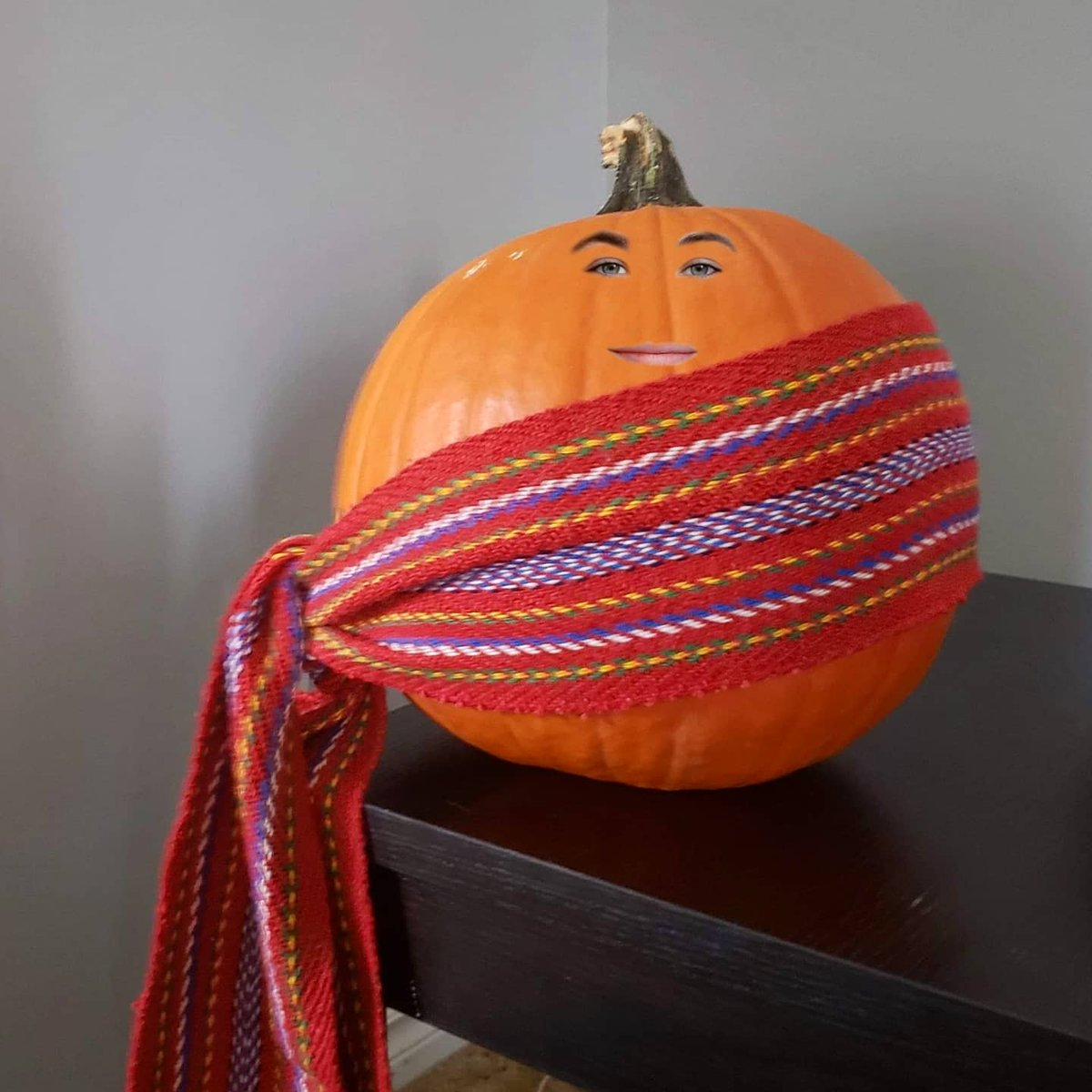 2020 Costume Reveal! I'm Louis Cit-Reil! Do you think I did a gourd job? #metis #halloween #costume https://t.co/TEqlGO2iMp