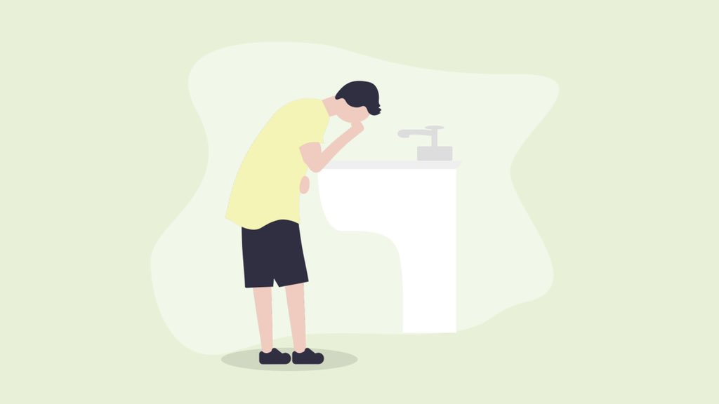 Tips to help with nausea:  1- eat slowly 2- wear loose fitting clothing  3- rinse your mouth with water 4- eat small frequent meal  5- eat plain food (avoid spices, sweets, high fat food)  6- avoid drinks at meal time #Health #nutrition https://t.co/DVwR96PgKE