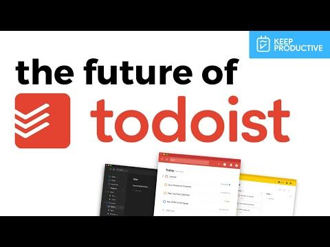 The Future of Todoist with CEO Amir https://t.co/KuwpwC97bH #Todoist #Productivity https://t.co/9YP2byoXDP