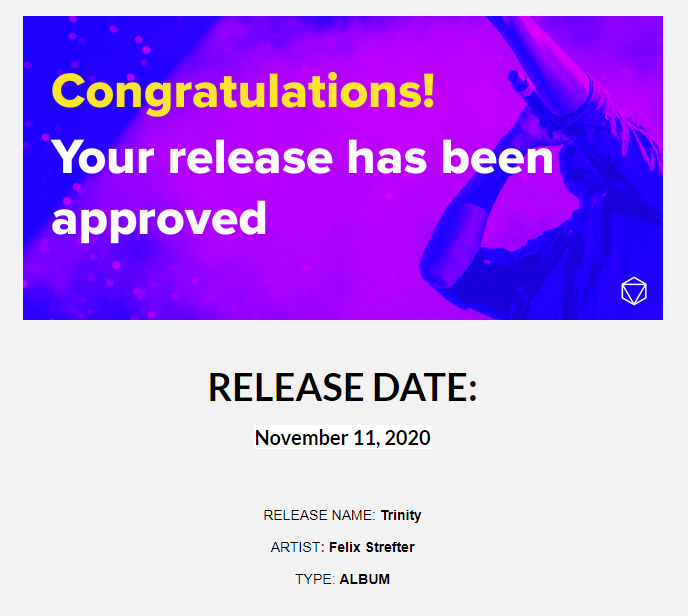 The release date of my new album is in November 11 2k20 :D Thank you so much @indiefyapp to make this possible . . . . #synthwave #electronicmusic #spotify #deezer #electronica #musica #music #ComingSoon #coming2020 #draw #trance #trancemusic #futurebass  #synth #future #bass https://t.co/pV8gDSVGWz