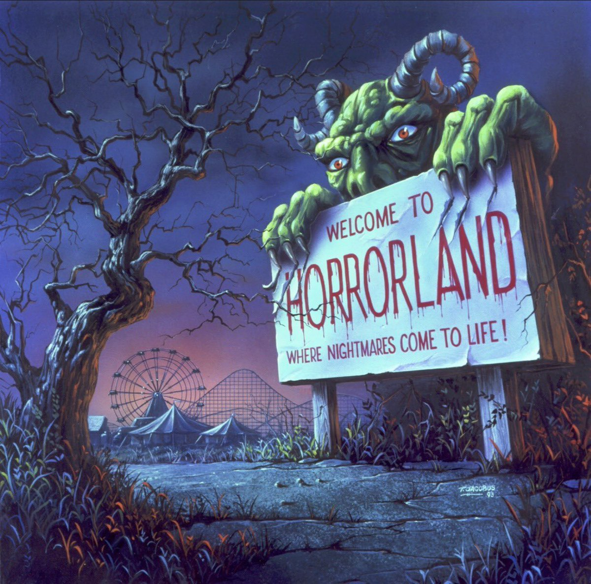 the theme parks MUST reopen