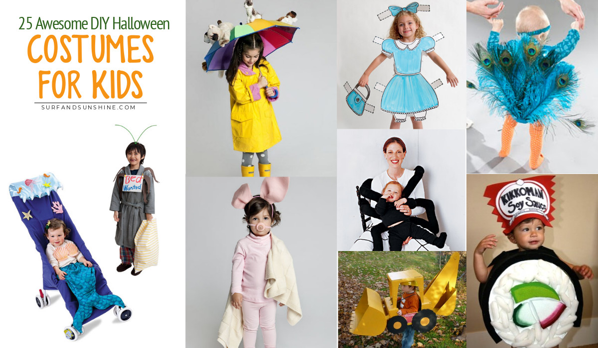 25 of the Best #DIY #Halloween #Costume Ideas for Kids - these will never get old or out of date! https://t.co/EsbvRWWhgB https://t.co/z00m8Hb0NX