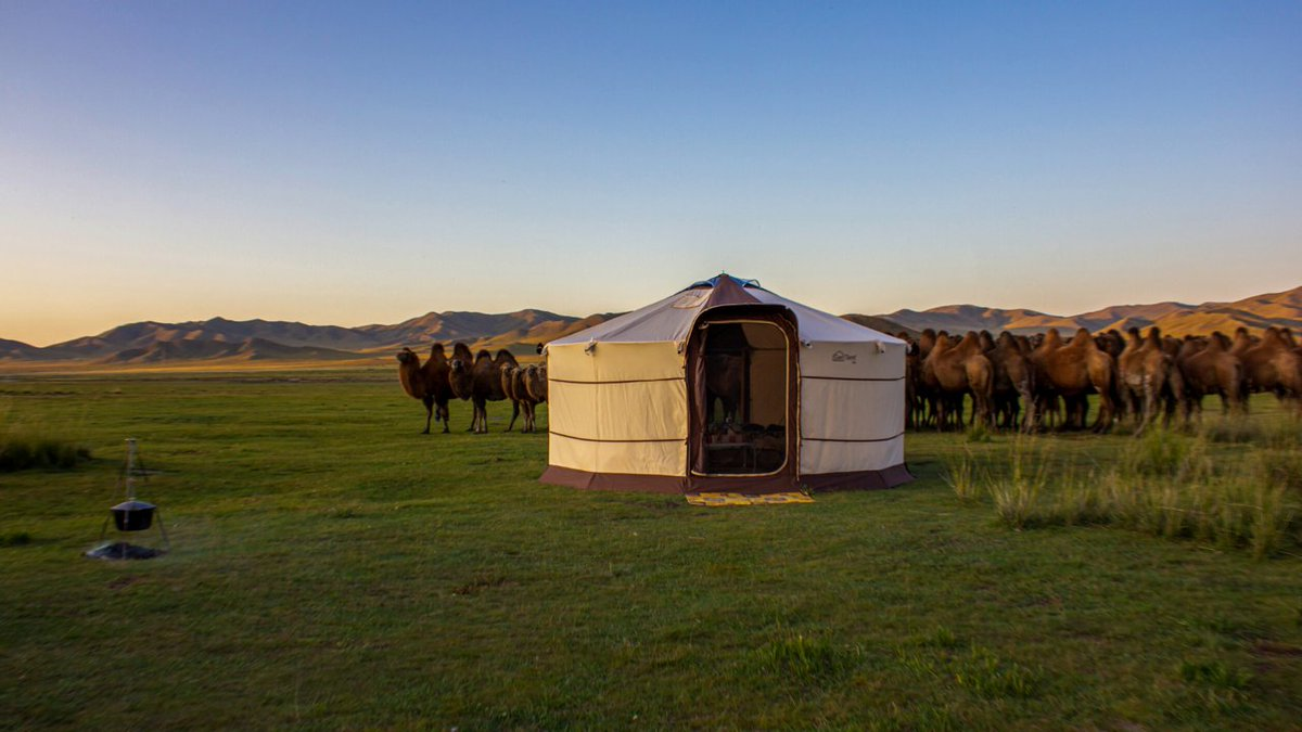 モンゴル発遊牧民ブランド「ゲルジャパン」が、アフターコロナ時代、日本と世界をもっとよくする話。  #地方創生 #グランピング #ワーケーション @PRTIMES_STORY