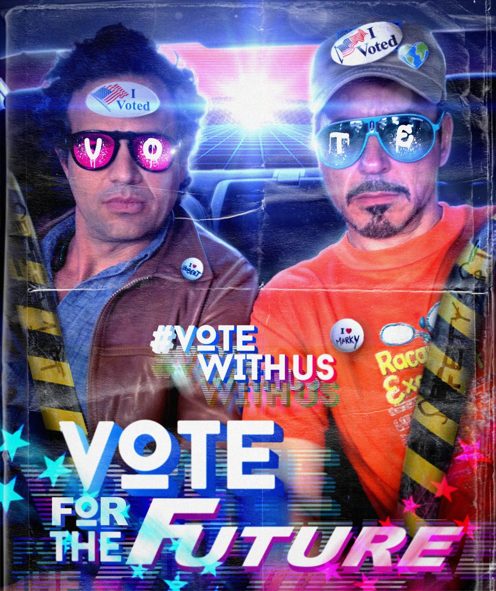 Oct 24, 3p ET 12 PT, tune in for an epic virtual rally serving up voting inspiration from youth activists all over the country..Find the stream on  and across @youtube & coalition partners' social media channels. #sciencebros #ivoted #votewithus #vote #2020