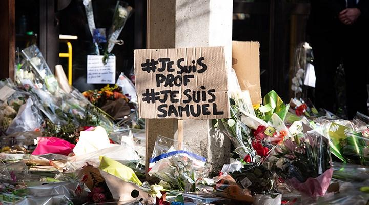 Fransız öğretmeni öldüren Anzarov'un IŞİD ile temas halinde olduğu ortaya çıktı Fransız güvenlik güçleri tarafından başlatılan soruşturmada, tarih öğretmeni Samuel Paty'nin başını keserek öldüren Abdullah Anzurov'un IŞİD ile temasta halinde olduğunu or... https://t.co/lsm4DIfiBU https://t.co/XIALG0faBS