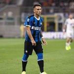 "Image for the Tweet beginning: Martin Palermo su Lautaro: ""Uno"