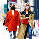 Image for the Tweet beginning: Nicky Hilton y Olivia Palermo