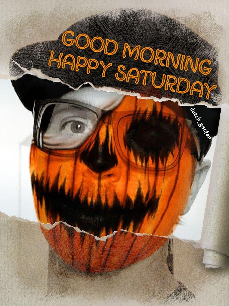 Goodmorning/night #GACfamily & #gacfriends. It's weekend 🤩 Also just 1 week till Halloween. Who is ready? I am 😀🖤👻 . . #ZakBagans #GhostAdventures #realzakbagans #gacrew #ghostadventurescrew  #newday #HalloweenSeason #spookyseason #Ghostober #autumnvibes #Halloween #pumpkins https://t.co/OT4pbxezLZ
