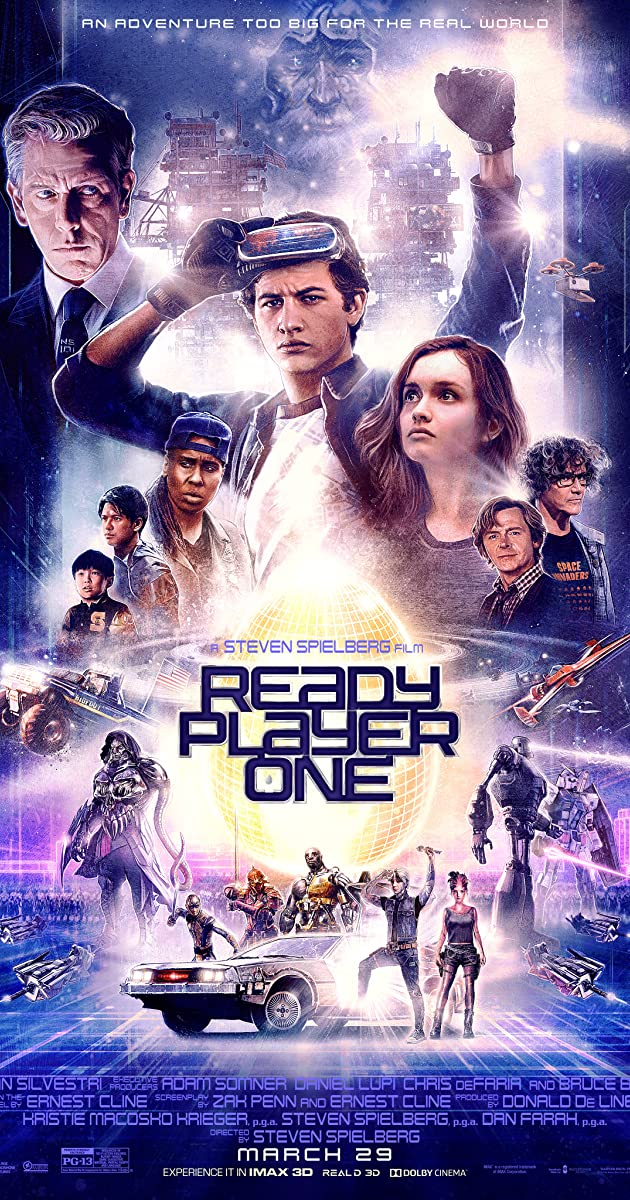 Ready Player One 3/5