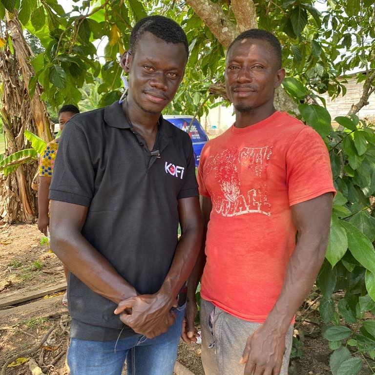 Act of valour: How a taxi driver saved 17 people from the Akyem Patabi church building collapse [Video]