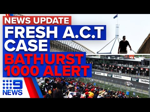(ACT's first case in 102 days, Bathurst 1000 health alert | 9 News Australia) has been published on News Lookout - https://t.co/wTN350Wpj0   #newslookout #news #worldnews #headlines https://t.co/6SC9zTC56y