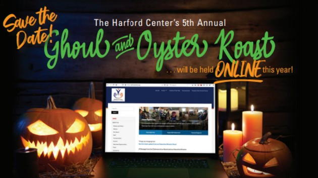 The Harford Center's 5th Annual Ghoul And Oyster Roast Going Virtual This Year https://t.co/VkYjH1oZ7O https://t.co/R0M6eQncT2