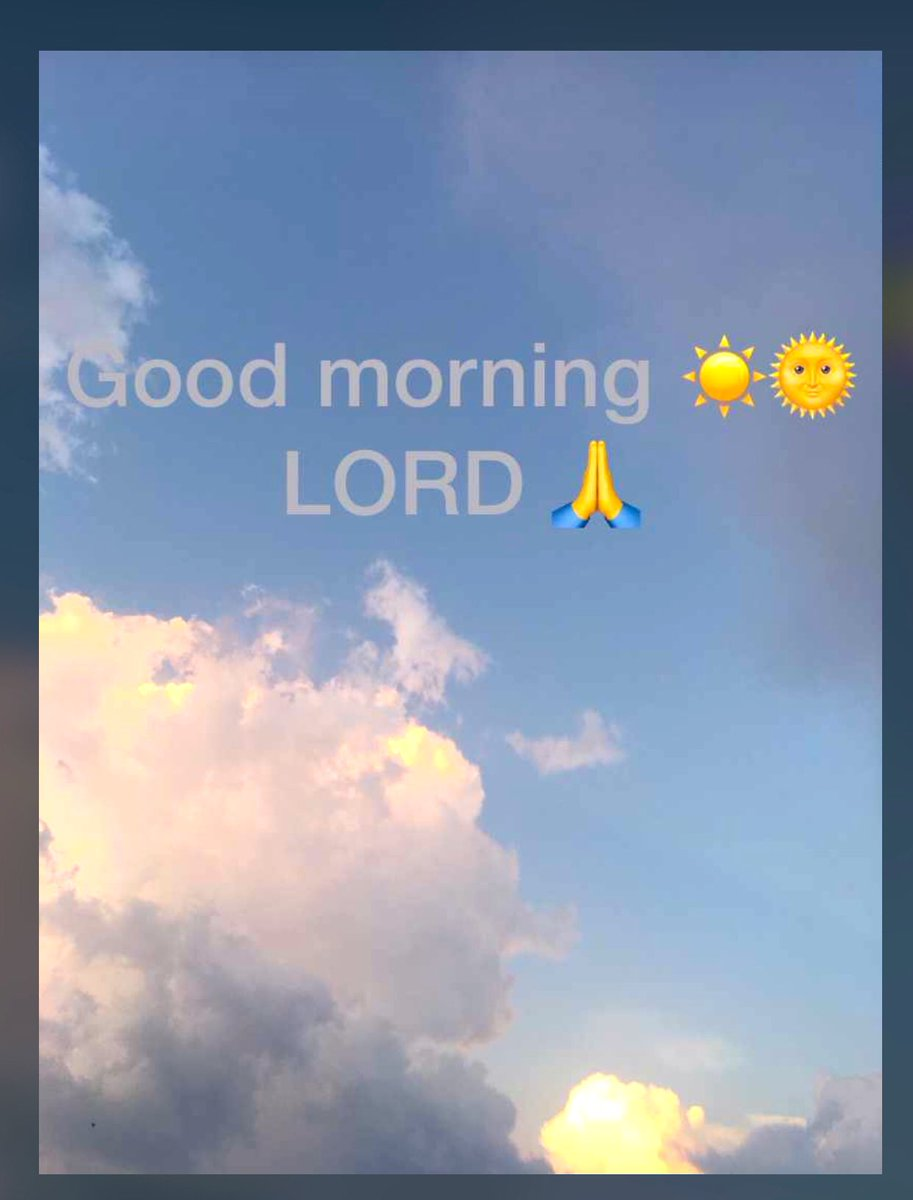Good morning Lord #goodmorning #NewDay #SaturdayVibes #holidays #FreeStoriesForAll https://t.co/DsrwiNVD0I