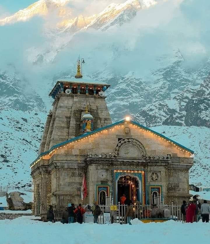 #dreamdestination #Kedarnath https://t.co/VguSFjUsGI