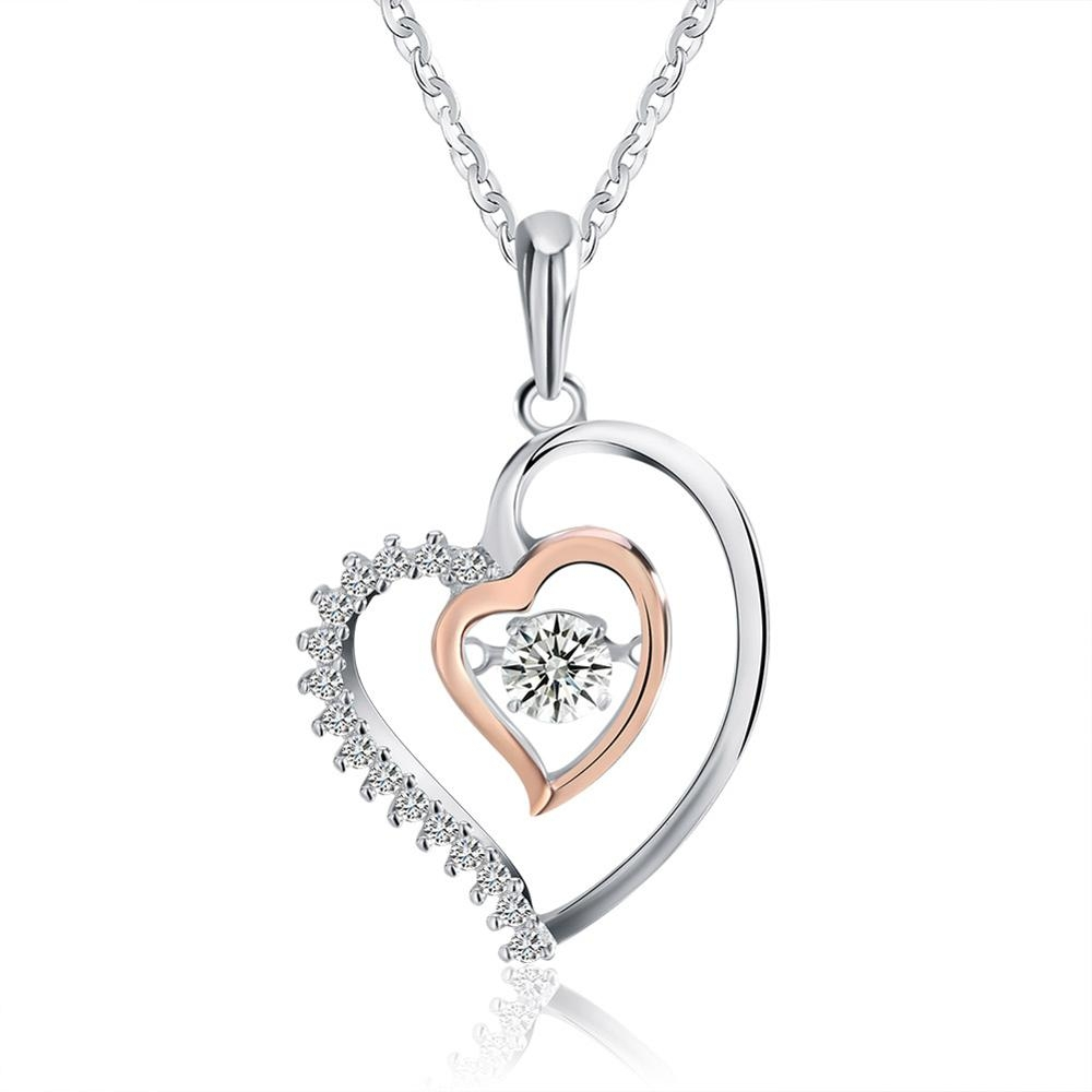 #denim #streetstyle Women's Sterling Silver Heart Shaped Pendant Necklace https://t.co/CiDWMjPFcA https://t.co/p03UELphbb