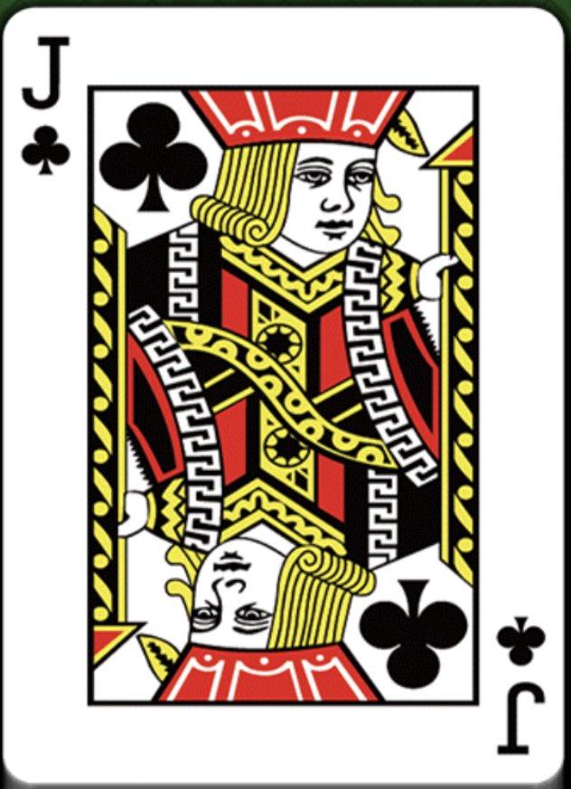 こんクイーン🃏 アイコンを推しマにしないのはいかがなものかと思い、最終的にこれにしました。  今日のカードは… クラブのジャック。  友人関係は、困った時に手助けしてくれるようです。 恋愛運は上下の波が激しく、仕事面では新しくやる事に対して成果が期待できないようです。 #おはようVtuber https://t.co/ifewpSh8vR