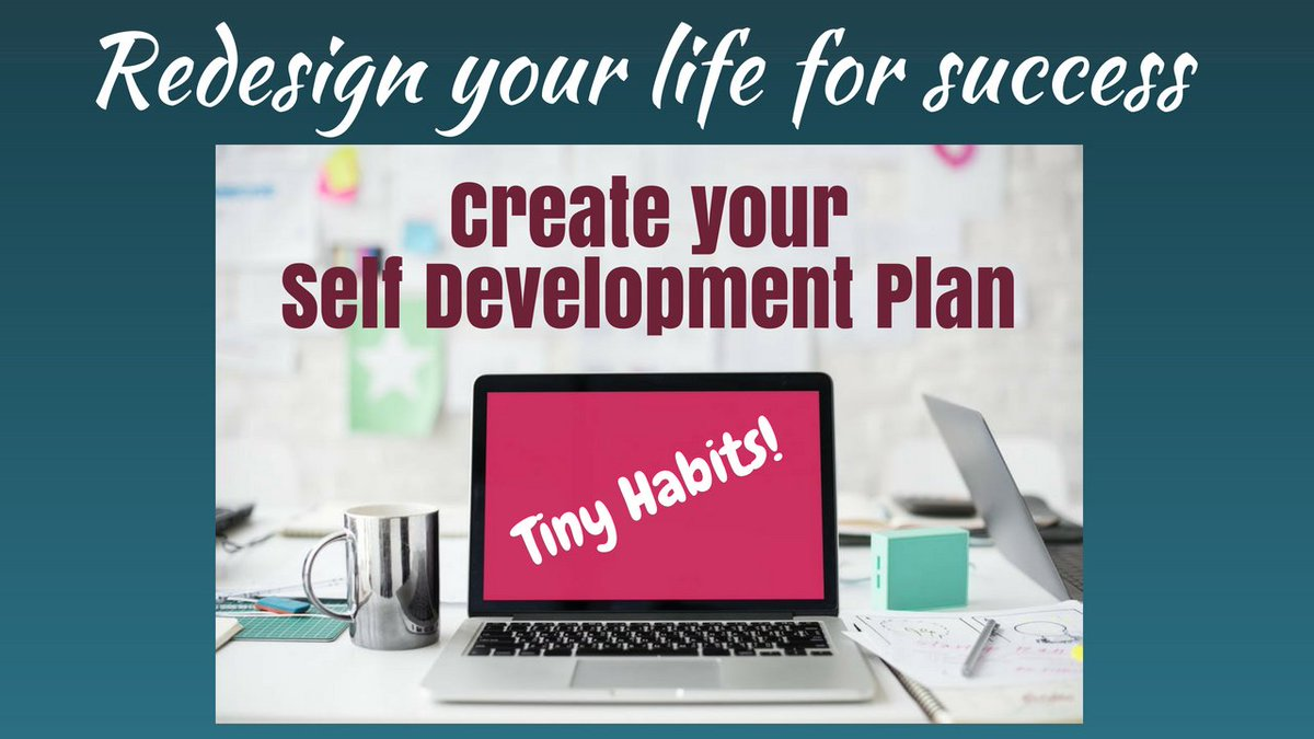 How Can You Build Habits of Success into Your Life in such a way that they become automatic and You maintain them long-term?  Learn the secret here: https://t.co/8ANP4djS88  #Habits #SelfDevelopment https://t.co/wa9yCF4lgK