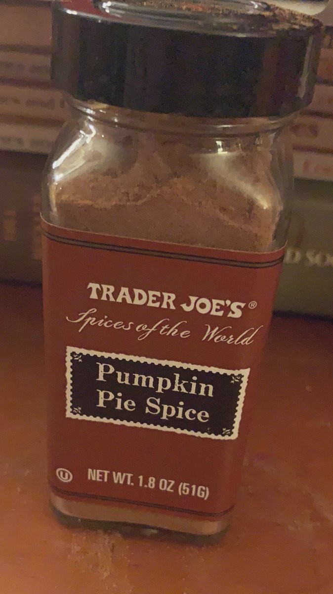 The inevitable has occurred: My desk has been pumpkin pie spiced. #pumpkinspice  🎃 Yes, it was a @TikTok thing. 🎃😎 #friyay?! (It does smell great now) https://t.co/6MkciJeZr2