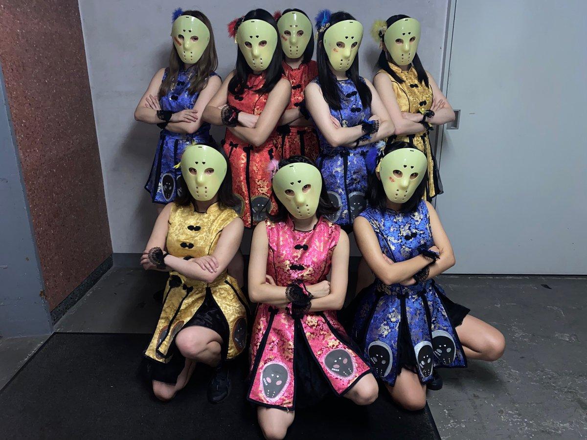 10月31日(土)、仮面女子候補生がジールシアターでライブ!この日の物販は日付チェキを行います。皆さまのお越しをお待ちしております。 詳細はこちら→